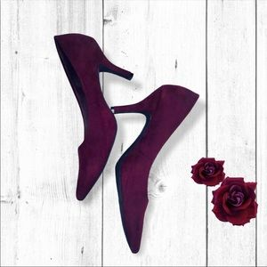 Comfort Plus By Predictions Heels Size 8.5